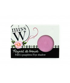Fard à paupières «Regard de braise»  61 Dusty pink Miss W