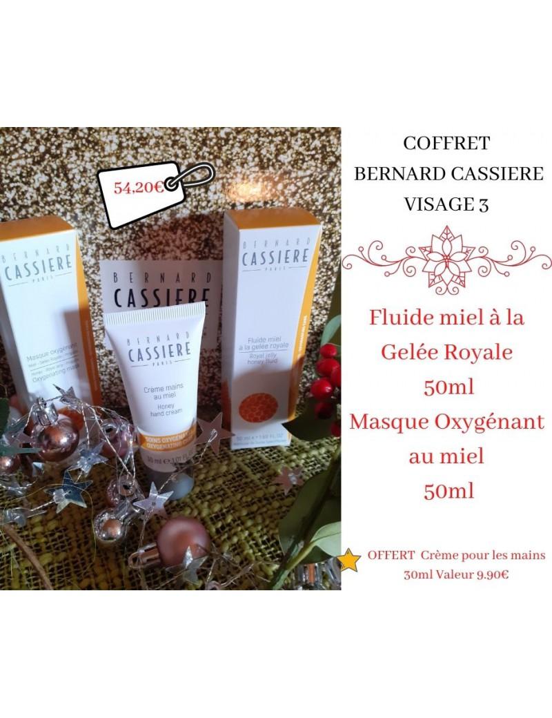 """COFFRET DE NOEL OXYGENANTE MIEL  """"FLUIDE"""""""