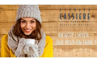 COFFRET DE NOEL LIGNE OXYGNANTE AU MIEL BERNARD CASSIERE